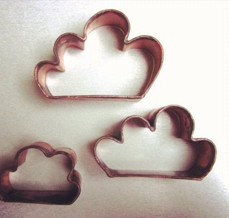 Little Fluffy Clouds Cutters