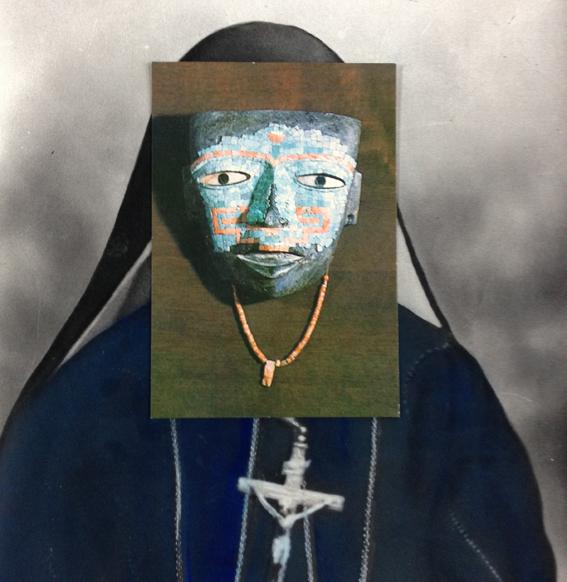 Nun Mask 2014